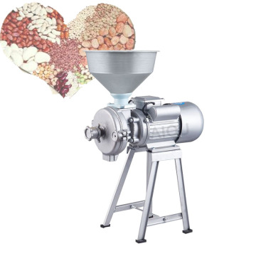 Peanut butter machine wet grinder Refiner Commercial Grain beans grinder for tofu, Tahini, chili sauce,corn flour,etc. 220V