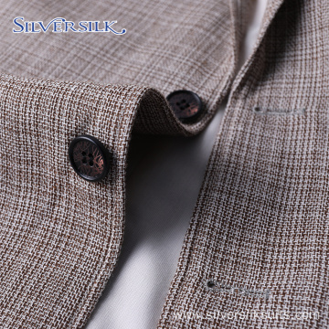 One Button Slim Fit Suit Jackets Blazers Men