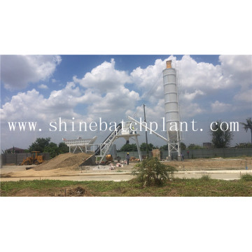 Portable Cement Mixer Plant For Sale
