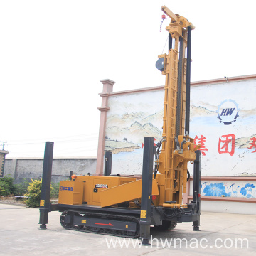 500Meter Depth  Big Crawler Water Well Drilling Rig