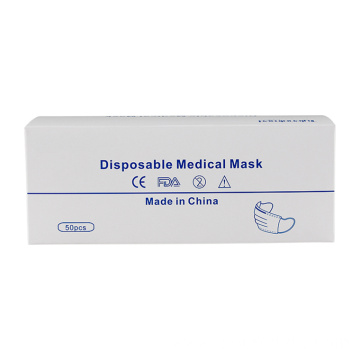 Breathable Disposable Surgical Mask Ideal For Man