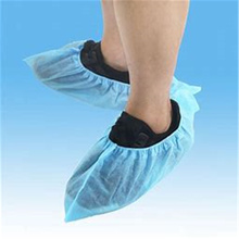 Eco-Friendly CPE Plastic Disposable CPE Shoe Foot Covers