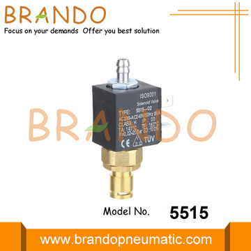 3 Way Coffee Machine Steam Brass Solenoid Valve