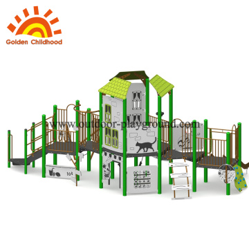Originality outdoor play structure amusement