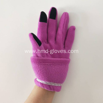 Winter Warmly Best Gripping TouchScreen Fleece Gloves