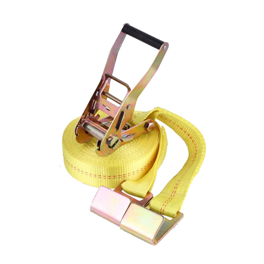 50MM 5 Ton Flat Hook Lashing belt