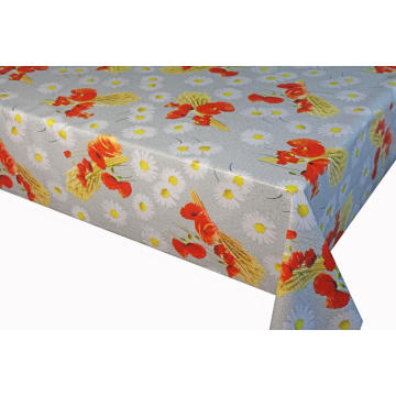 Pvc Printed fitted table covers Write on