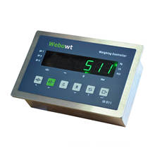 Stailess Steel Weighing indicator Control Panel IP68