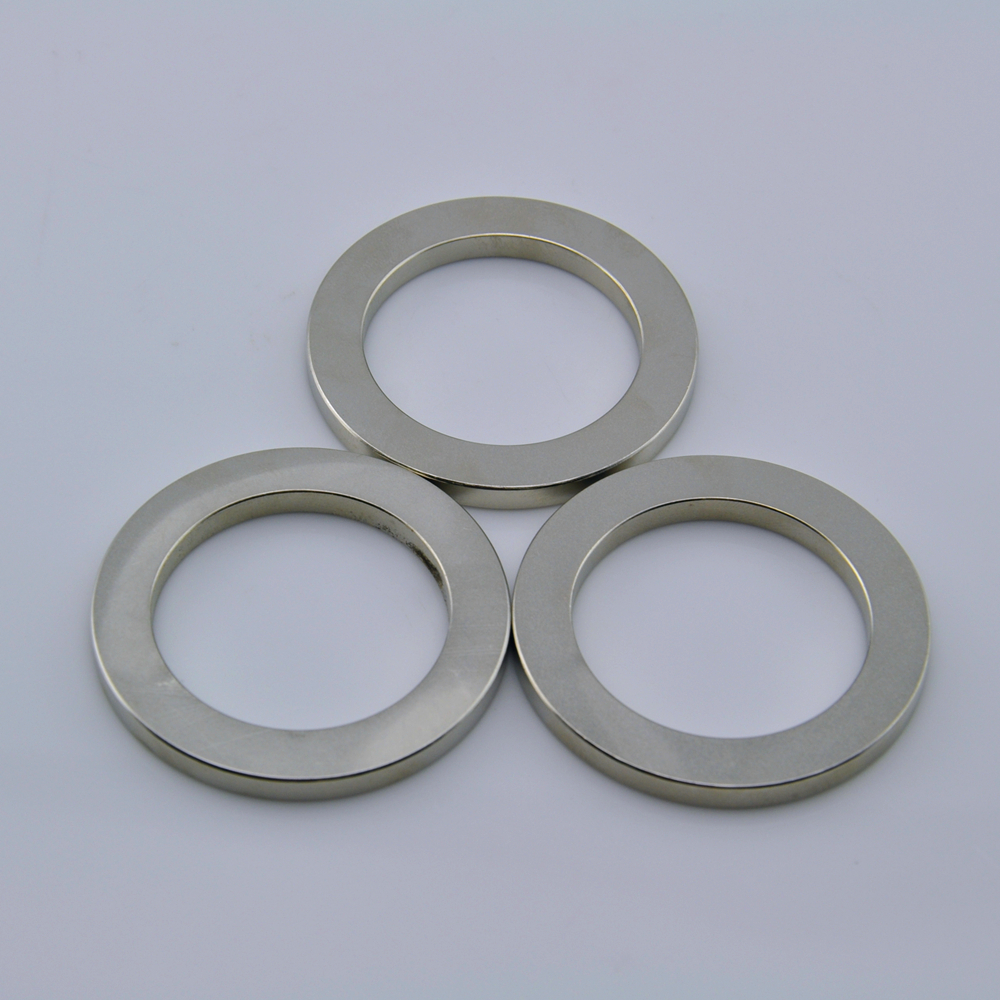 neodymium rare earth ring magnet