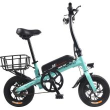 Lightweight 20 Inch Fat Tyre Folding Electric Bike