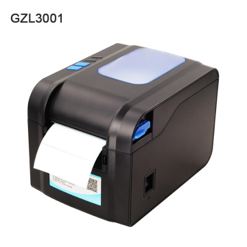 Thermal label printer USB 80mm Thermal Transfer Printer Receipt Barcode Printer 80mm Print Width for POS Logistic Jewlery Retail