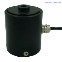 low height column compression load cell sensor