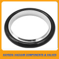 KF50 Centering Ring with Viton Oring Aluminum