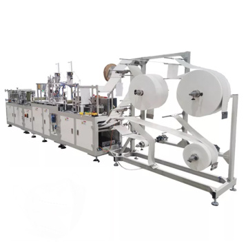 Factory Price Automatic N95 Respirator Mask Making Machine