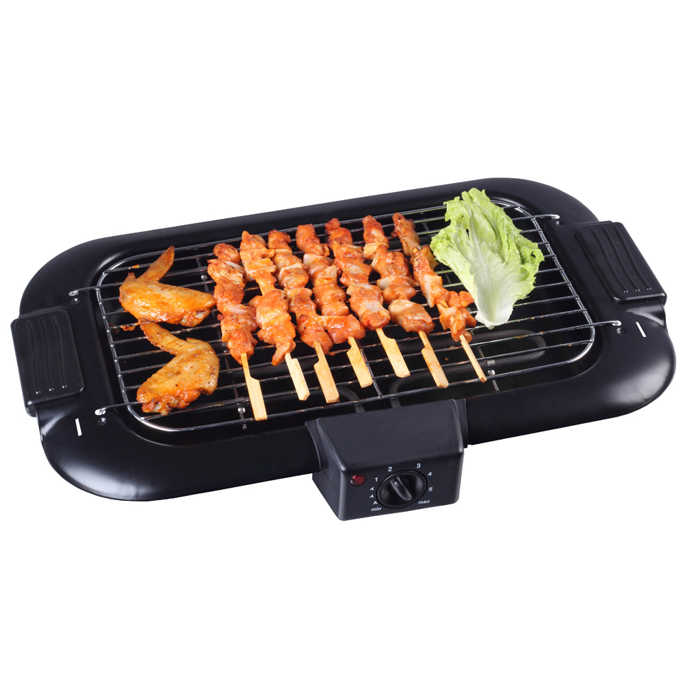 Electric Countertop BBQ Grill