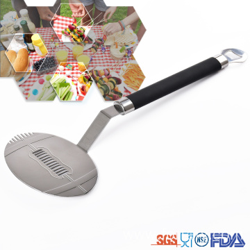 America football Barbecue turners BBQ spatula