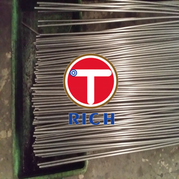 Nickel Alloy 625 Tubing Brushed
