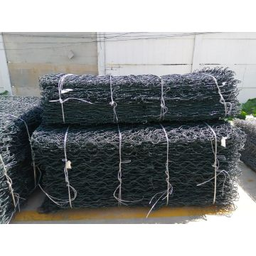 Anping Welded Gabion Retaining Walls Gabion Fence