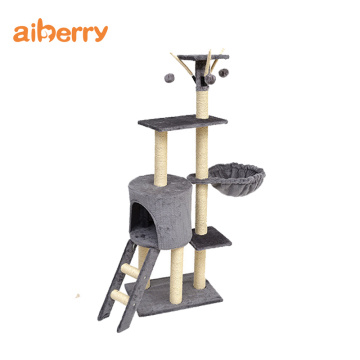 Wholesale Deluxe Foldable Cat Scratching Trees