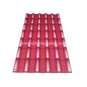 5800mm Insulation MGO Pavilion Roofing