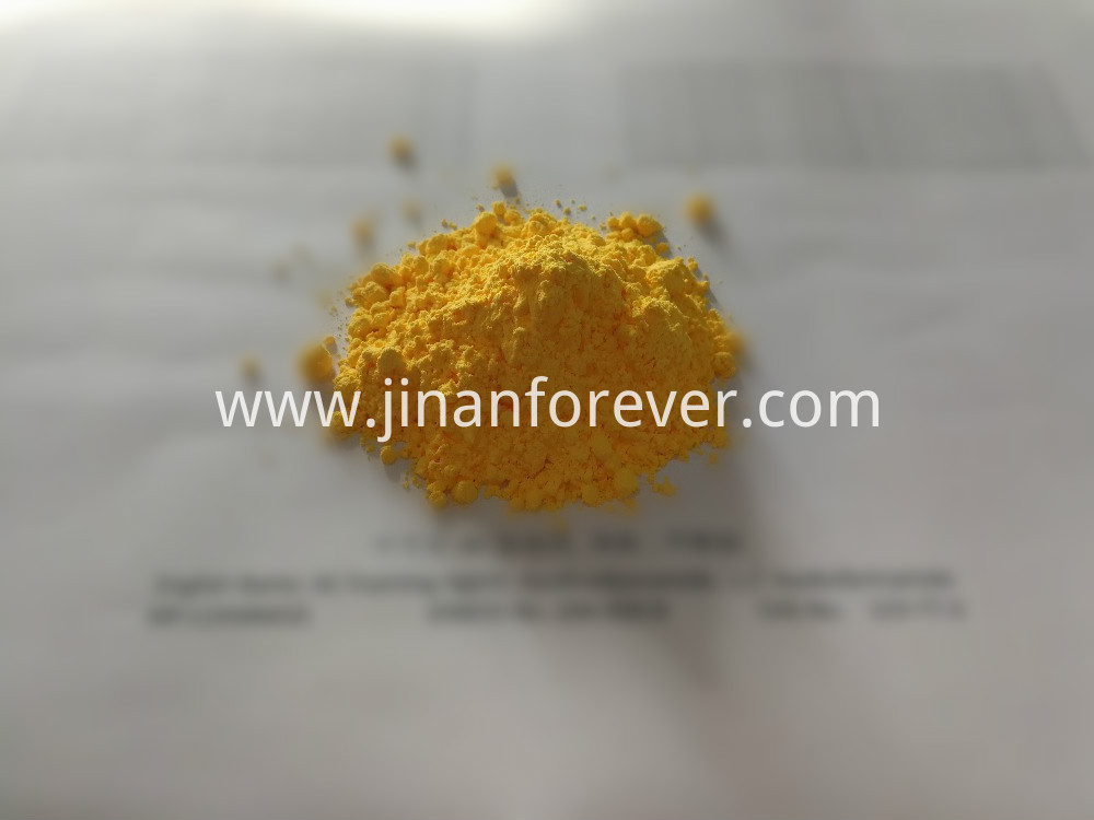 azodicarbonamide-blowing-agent-ac-Foam-Making-Chemical-123-77-3-AC blowing agent-China supply