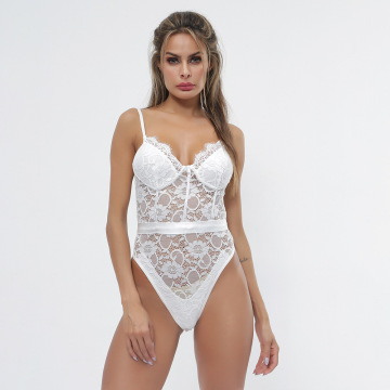 XS-XL size best clothes matching lace bodysuit