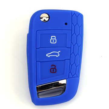 Nuevo estilo VW Golf7 Car Key Protector Cover