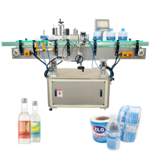 50ml bottle table top bottle labeling machine