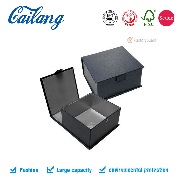 Luxury Collapsible Apparel Cardboard Custom Paper Gift Box