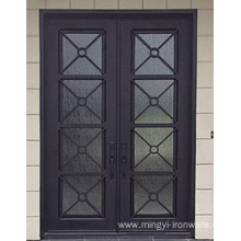 Best Seller Wrough Iron Security Door