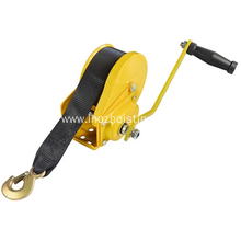 2600 lbs Small Brake hand winch for sale