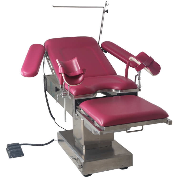 Gynecological Obstetric Chair Bed