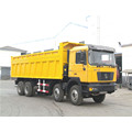 Shacman 8X4 40 ton sand tipper truck with weichai engine shacman truck price