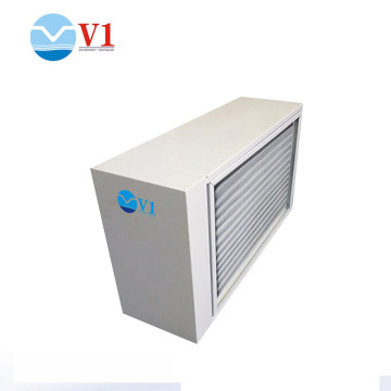 Electronic air cleaner hvac uv lights air purifiers