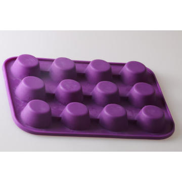 Custom bakery tools silicone cupcake baking molds