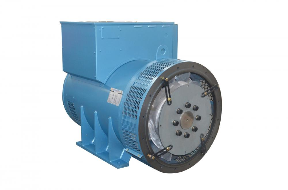 High Power Output Industrial Generator
