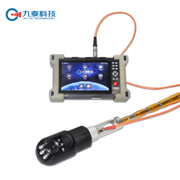Handheld Portable Flexible Pipe Inspection For Welding