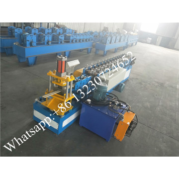 Embossing Garage Door Roller Shutter Machine
