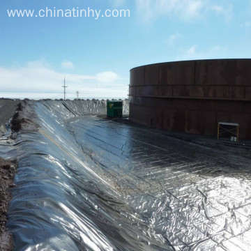 Geomembrane factory for HDPE geomembrane liner