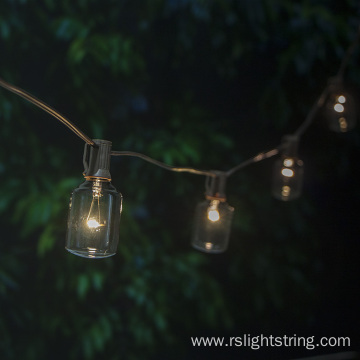Garden Decor Lighting Outdoor Edison String Light
