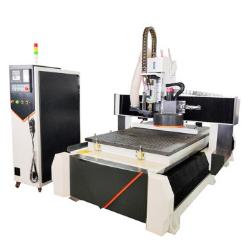 Wood Door and Cabinet Making CNC Router Machine