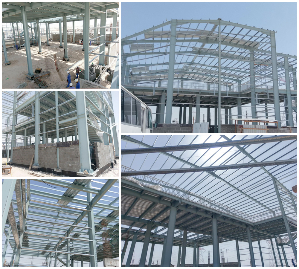 Steel Structure Made