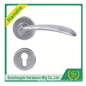 SZD SLH-021SS Modern Looking Chrome Square Sliding Glass Shower Door Handles