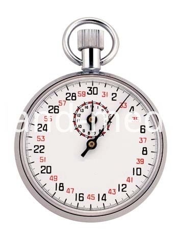 504 Stainless steel Stop watch (2)