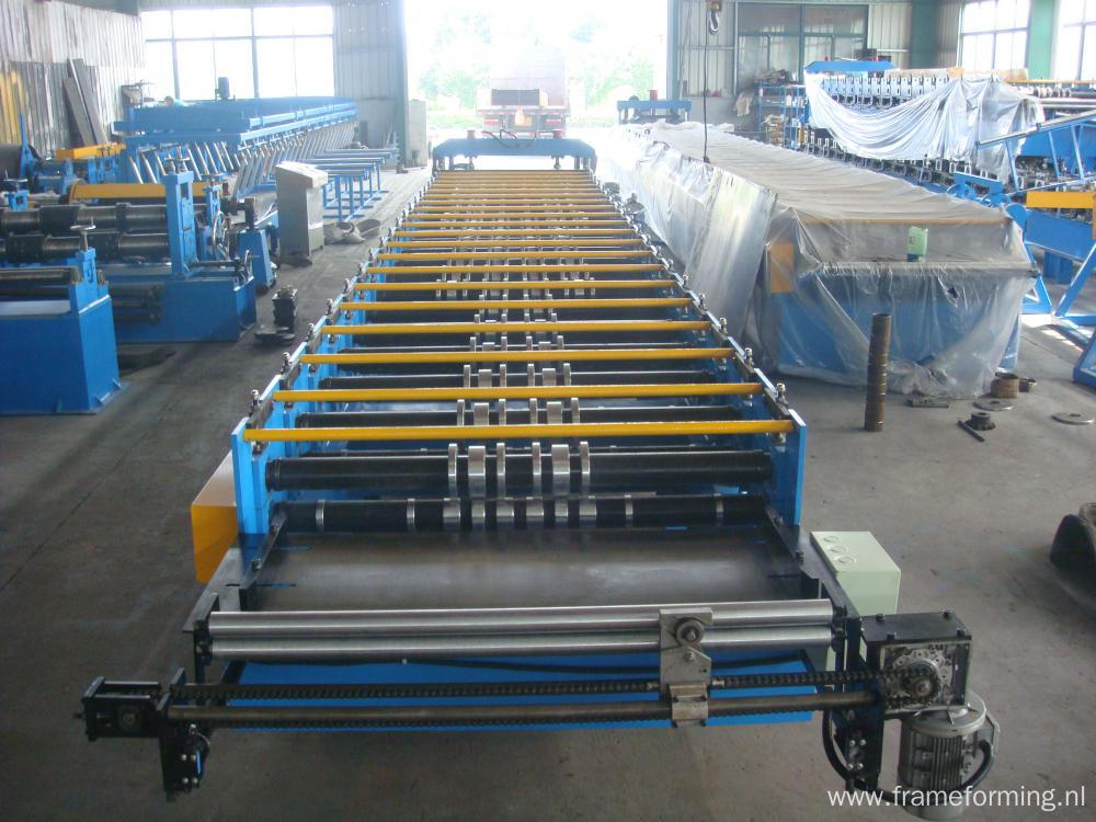 Roof Forming Machine, Panel Manufacturing Machine