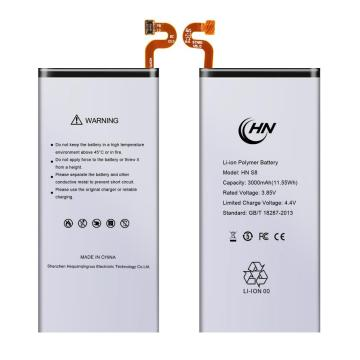 Samsung galaxy s8 cell phone phone battery