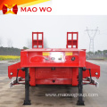 Heavy Transport 60ton 80ton Lowbed Sales Trailers