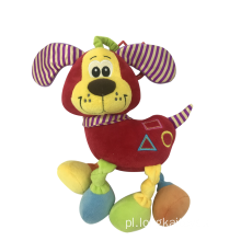 Red Dog Hamak Baby Toy
