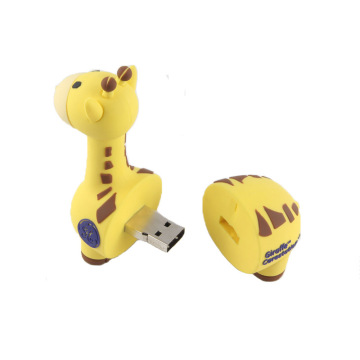 Customized Giraffe USB Flash Drive