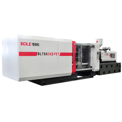 750 ton PET special injection moulding machine